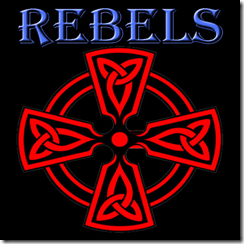 Rebels Logo  (Blue_Red)