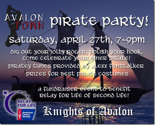 Pirate Party 2013